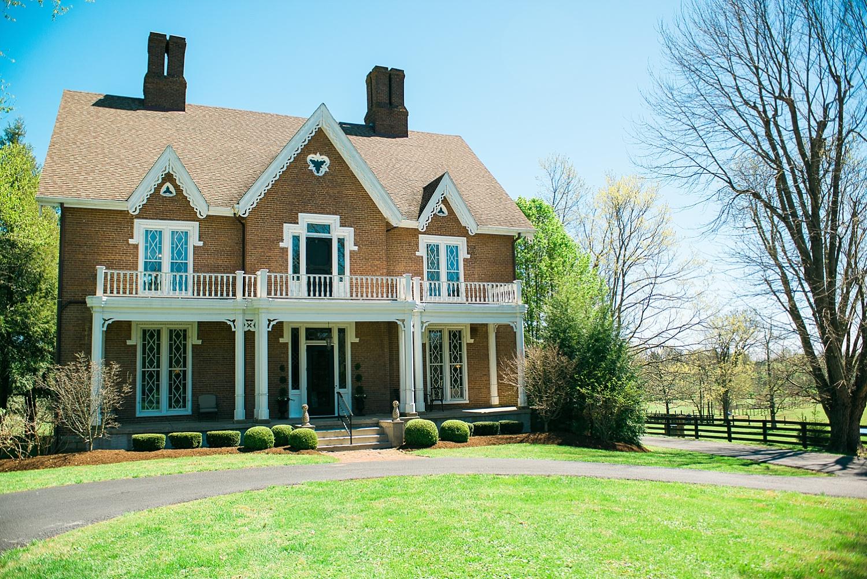 Warrenwood Manor wedding venue