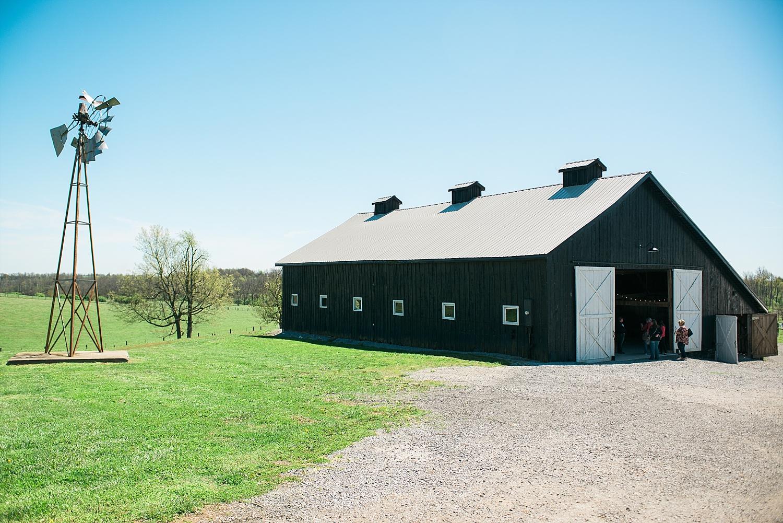 Warrenwood Manor barn