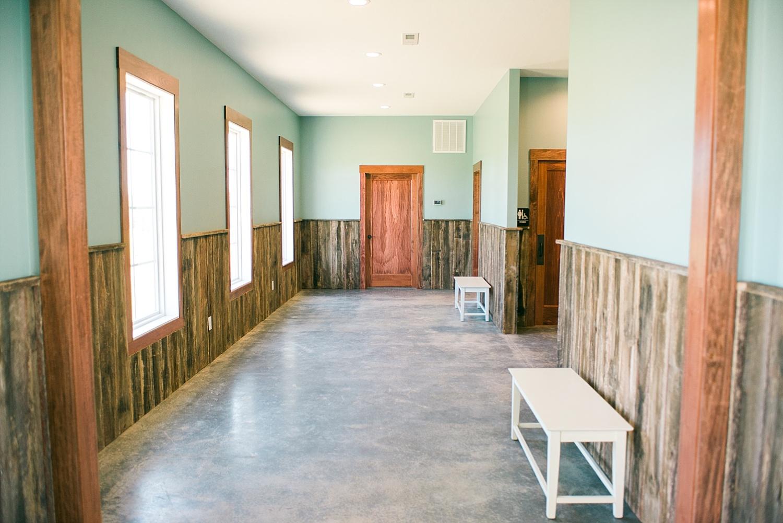 Warrenwood Manor barn addition