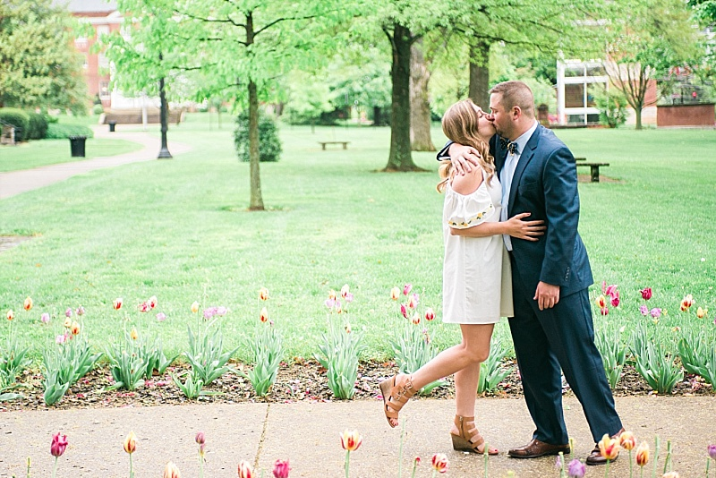 cute and colorful engagement sessions