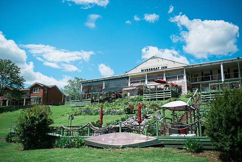Riverboat Inn, Madison, Indiana