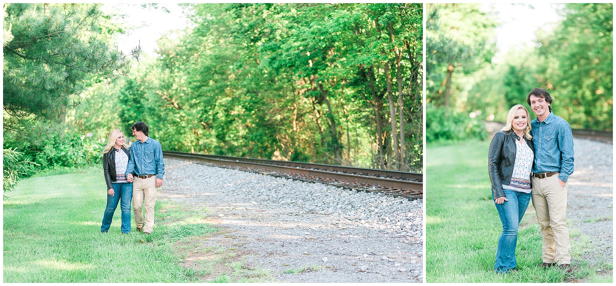 Midway, KY engagement session