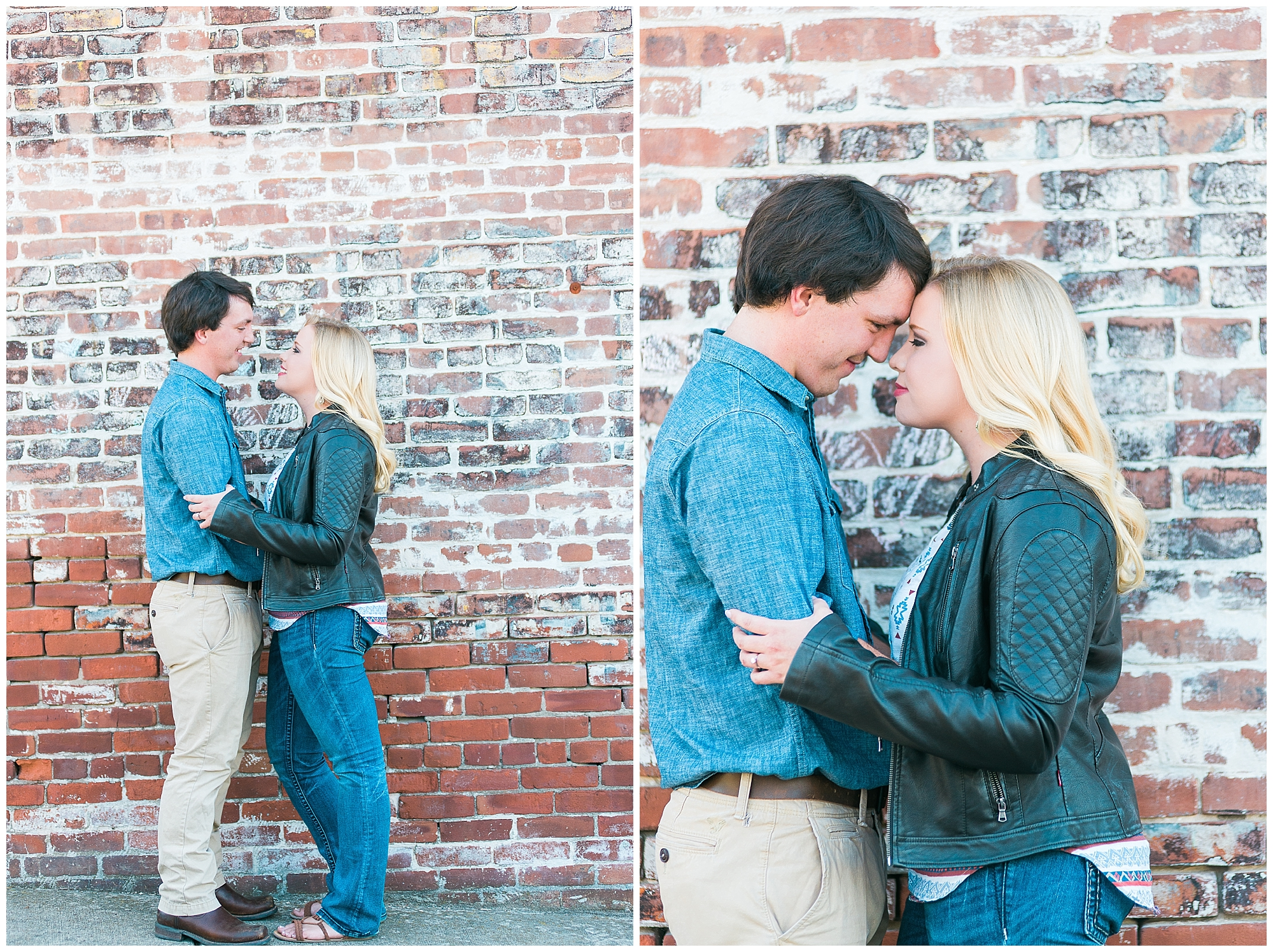 Midway, KY engagement photos