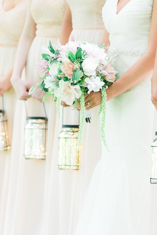 unique bouquets for bridesmaids