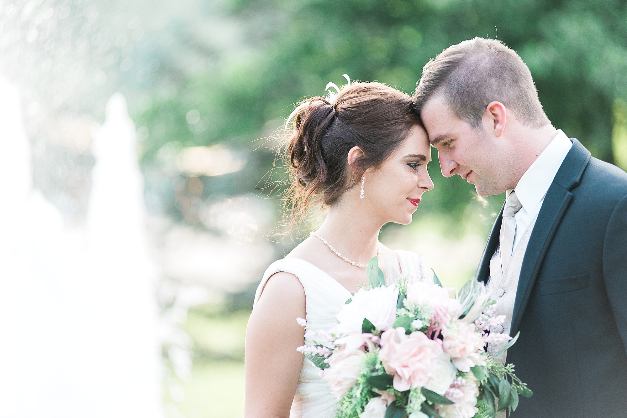 Kentucky wedding photography team