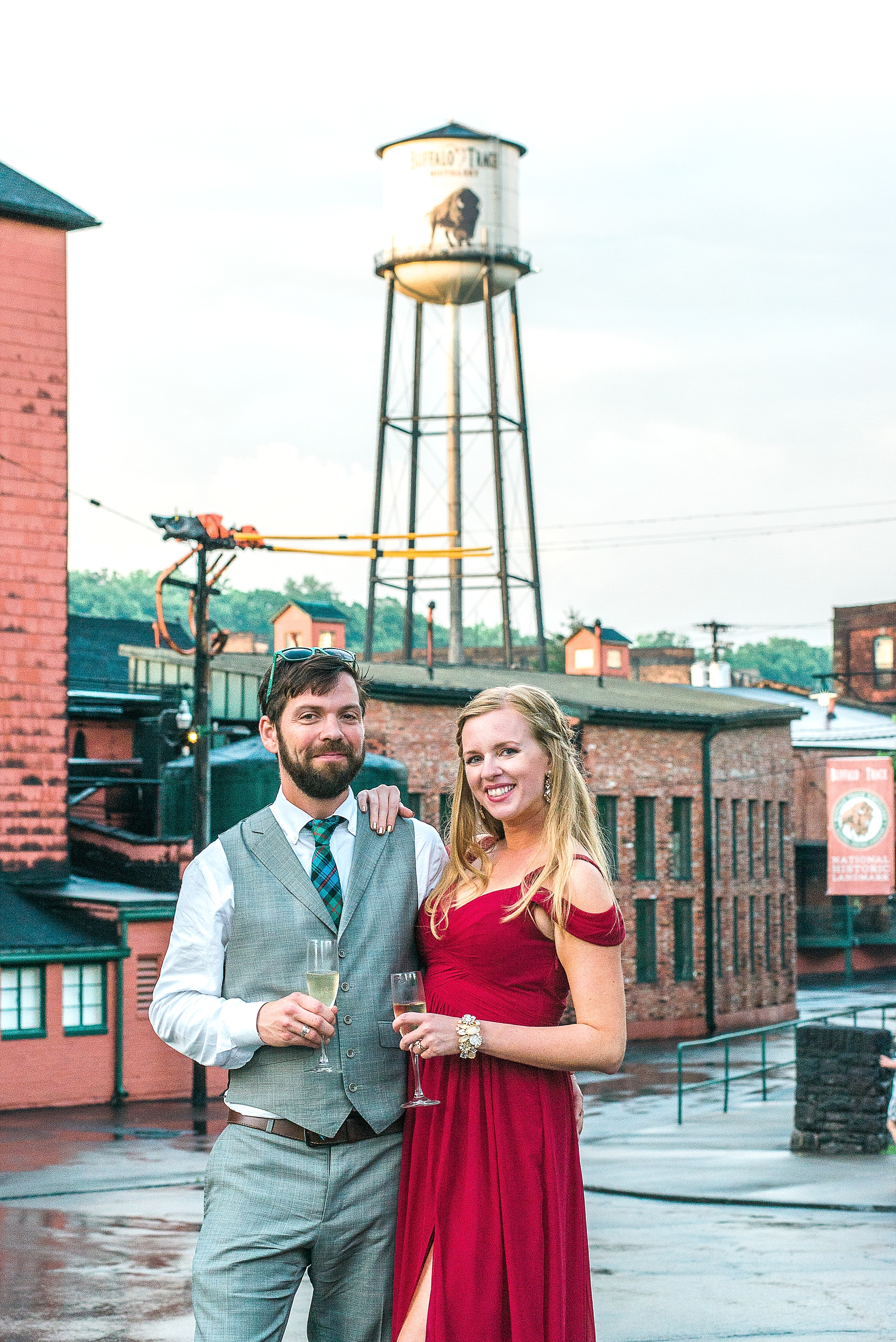 Buffalo Trace wedding photographers