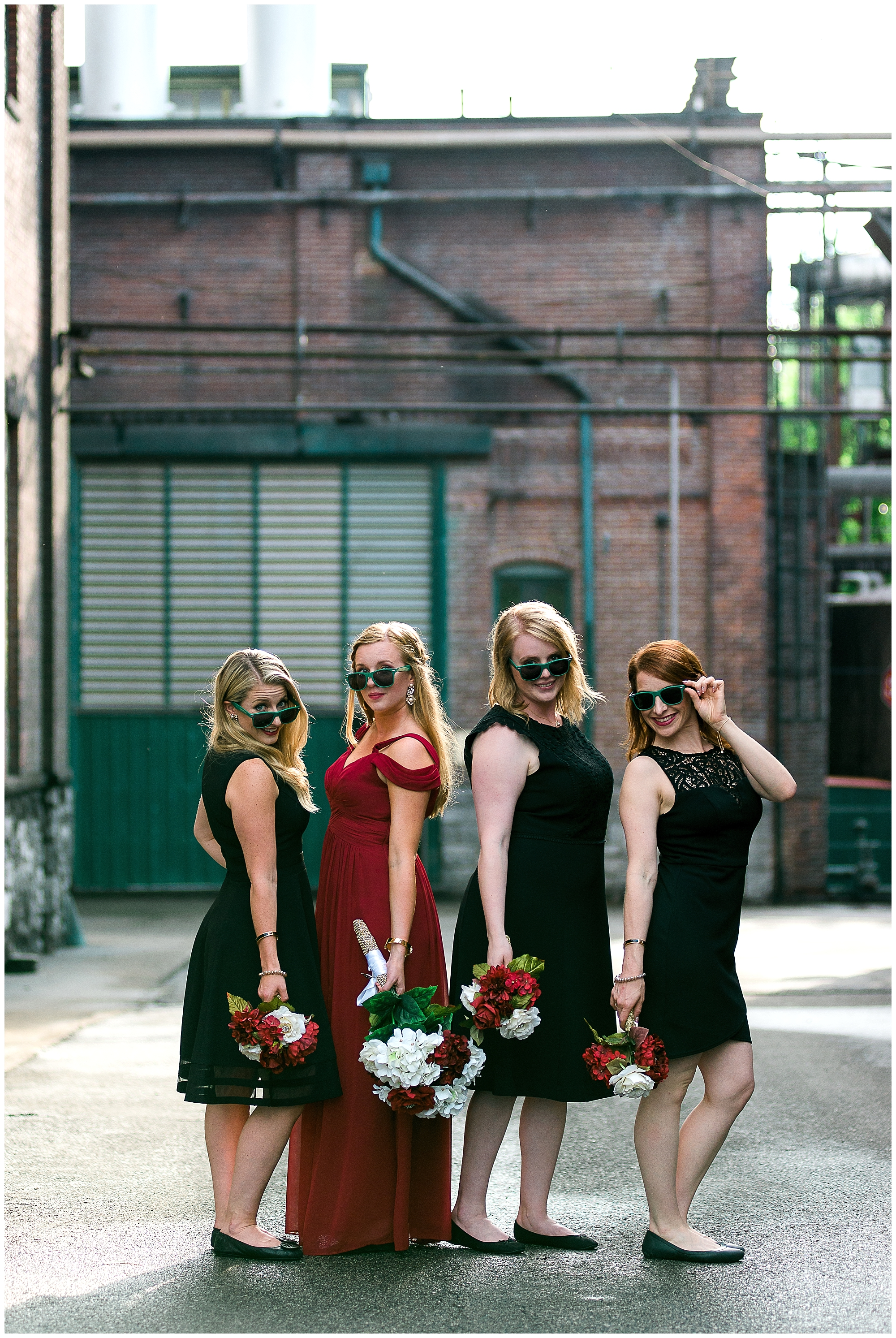 fun bridal party shots