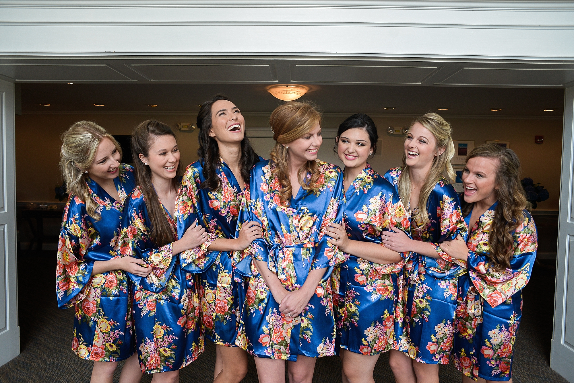 Grace and her bridesmaids were such a fun group!