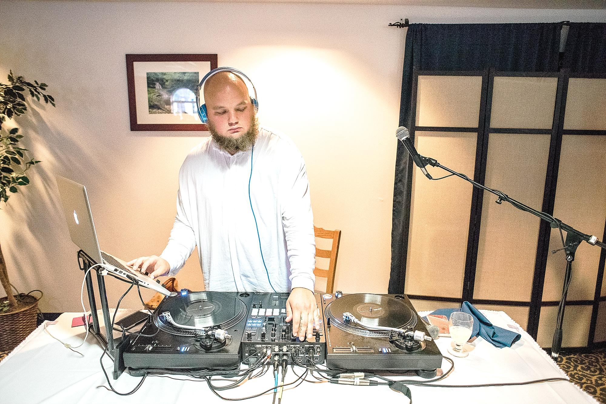 DJ WarrenPEACE was amazing!