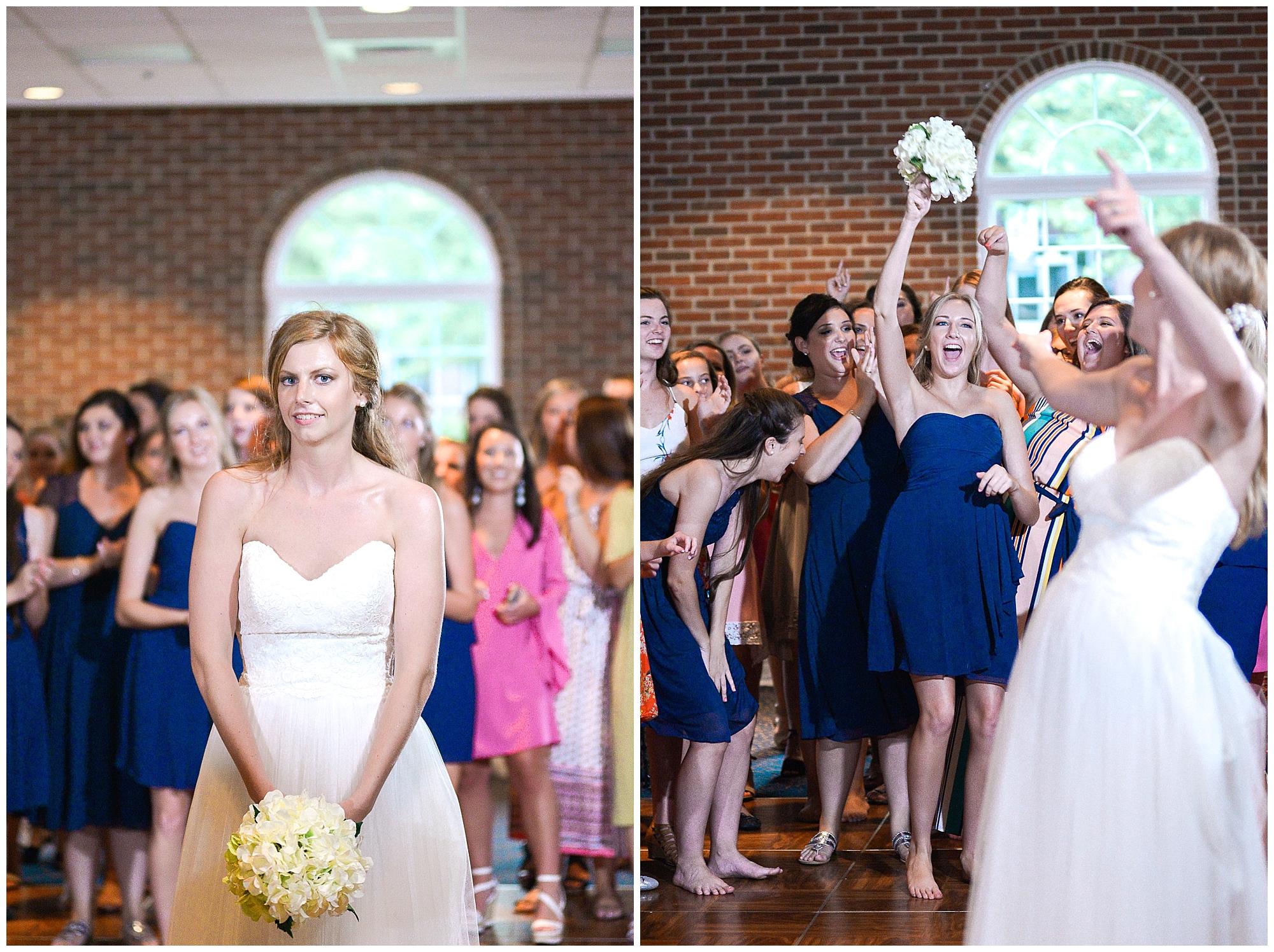 bride-bouquet-toss