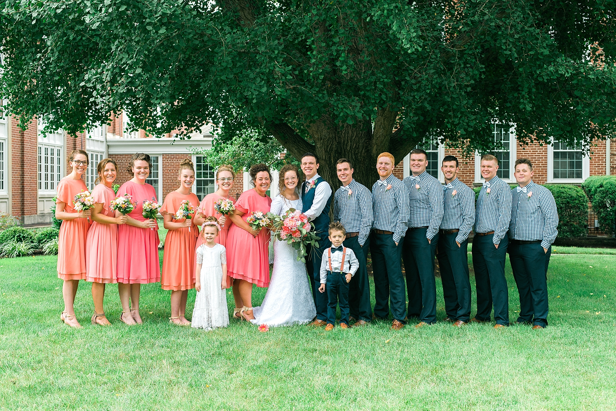 Good looking group!
