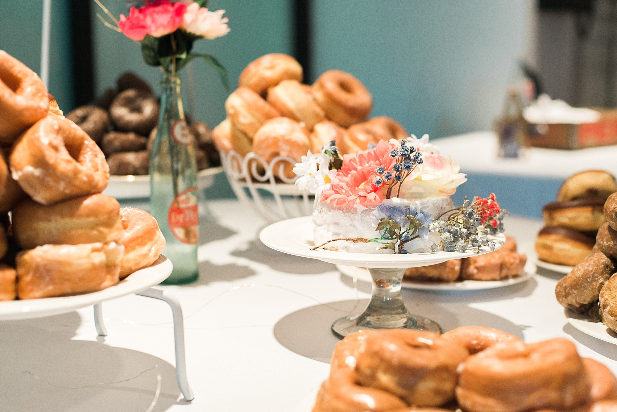 doughnut-wedding-reception