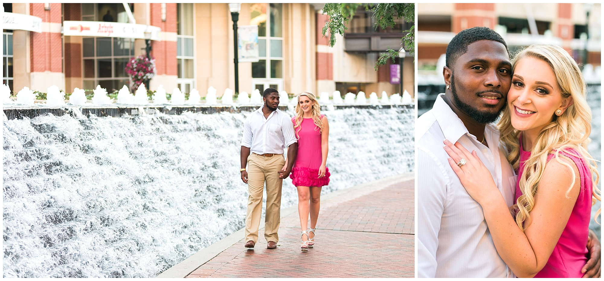 triangle-park-engagement-session