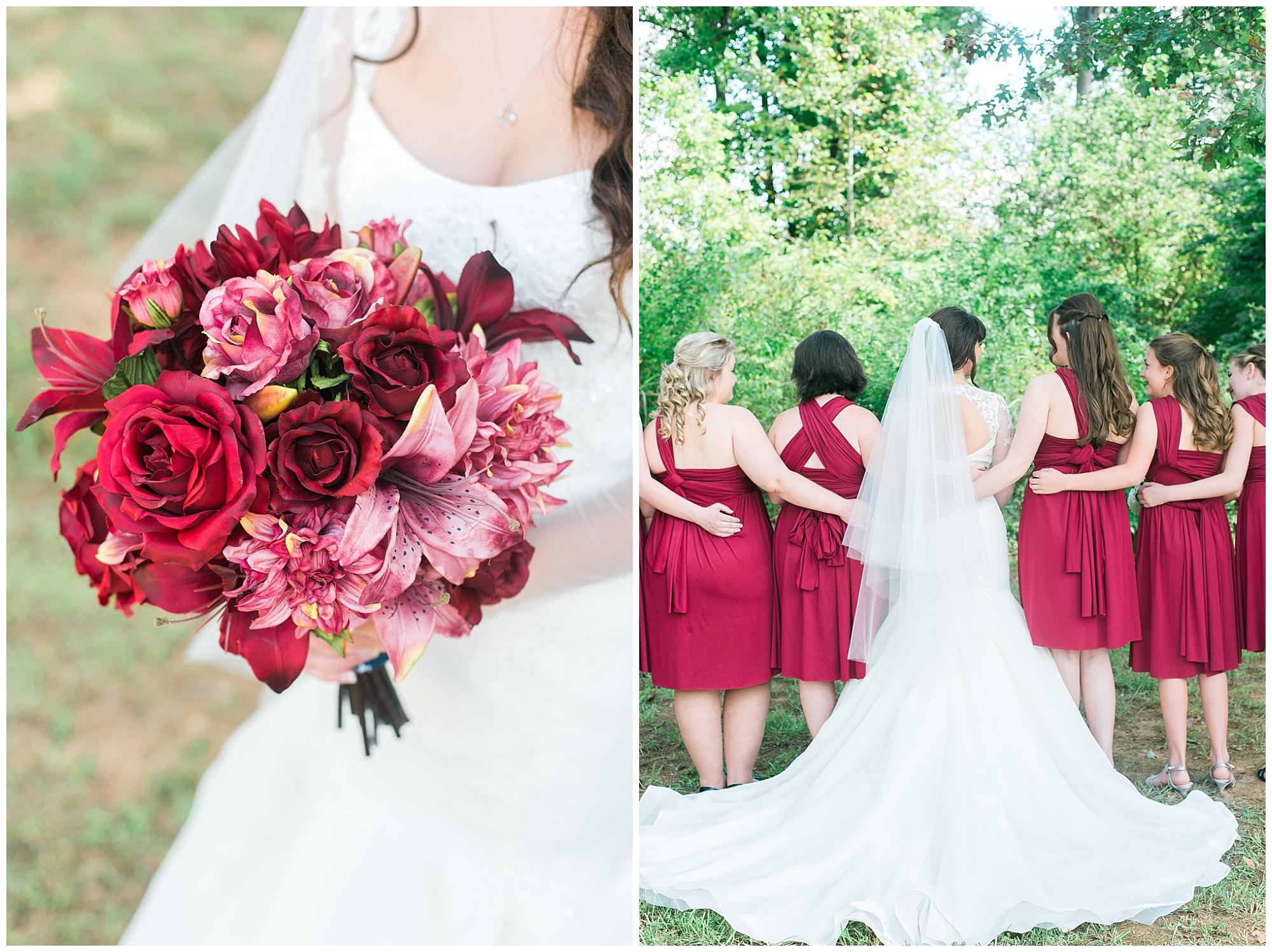 bridesmaids-red-dresses