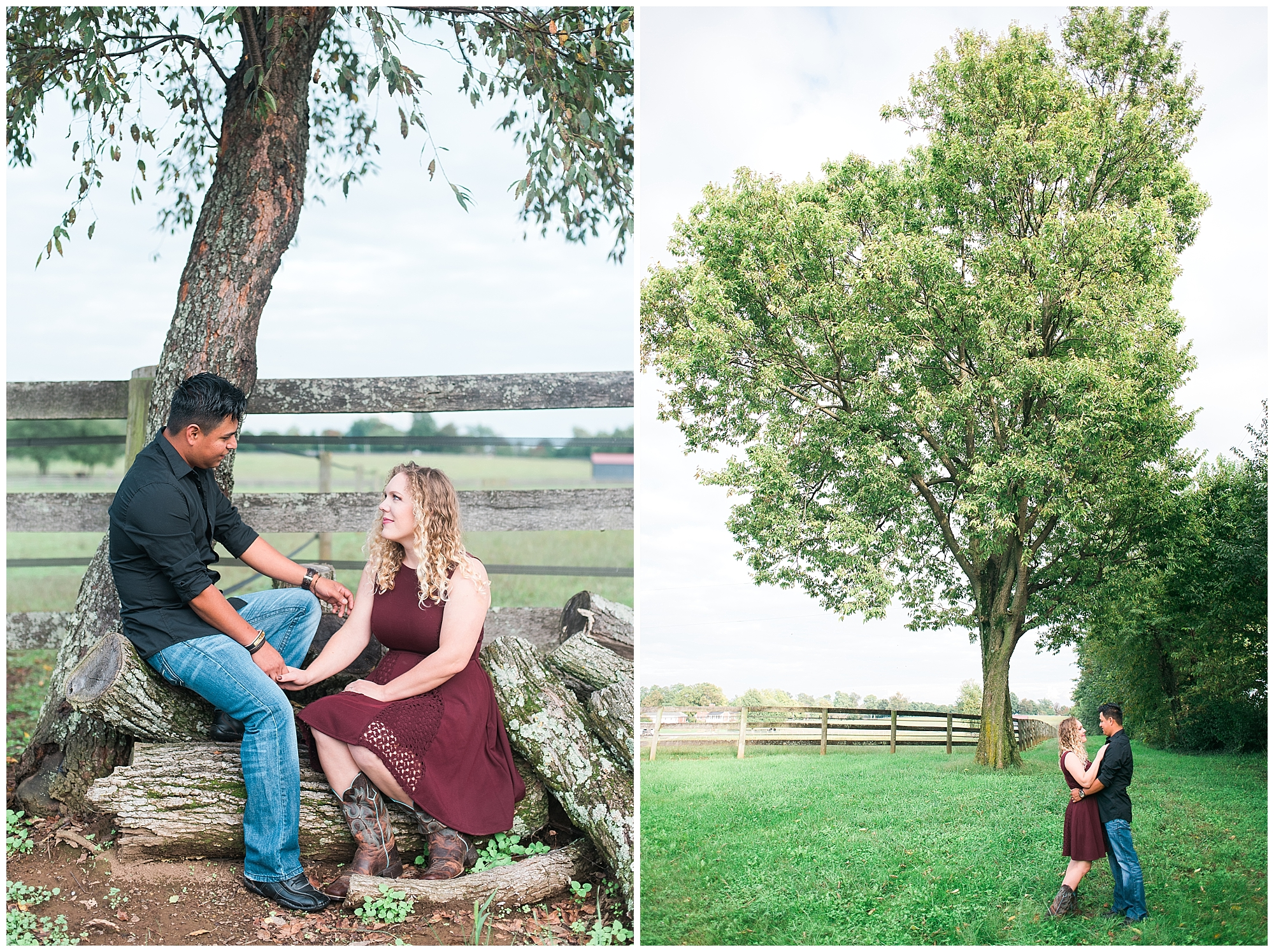 engagement-shoot-kentucky-farm