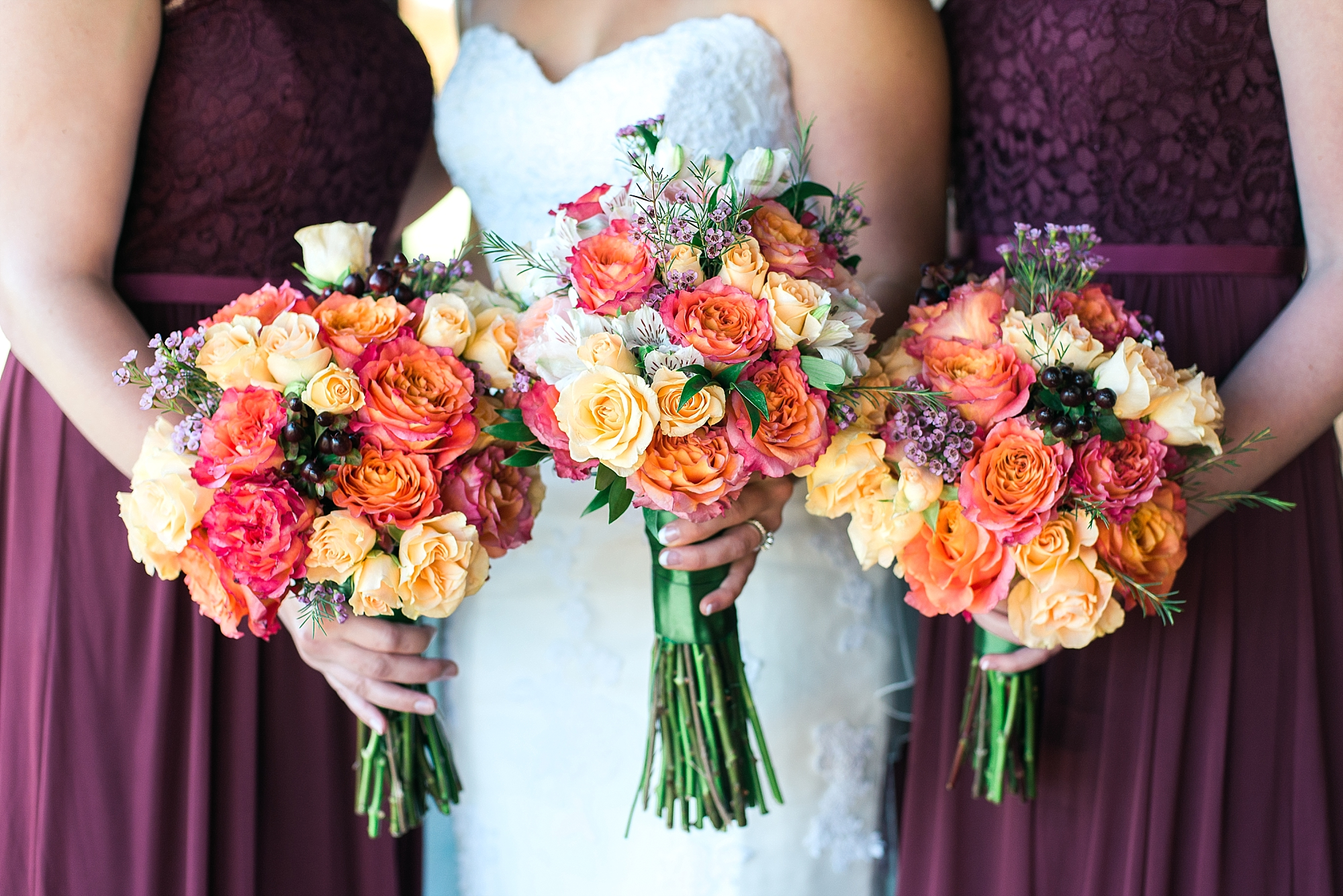 colorful-fall-bouquets