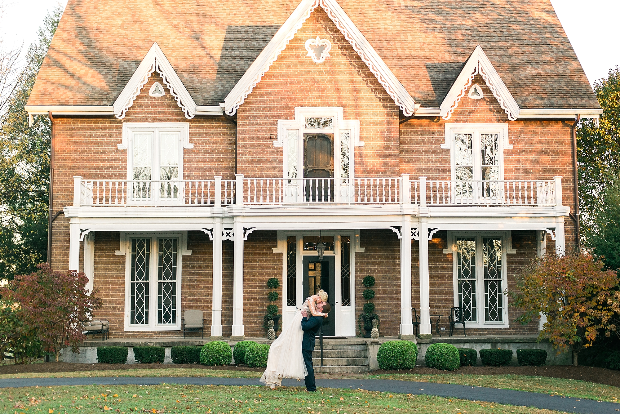 Warrenwood Manor is the perfect Southern wedding venue!