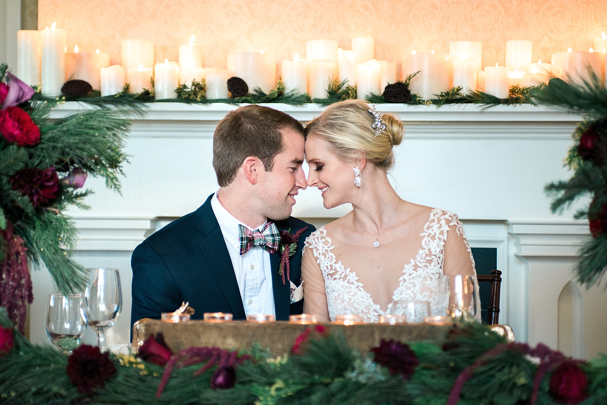 romantic-candlelit-indoor-wedding