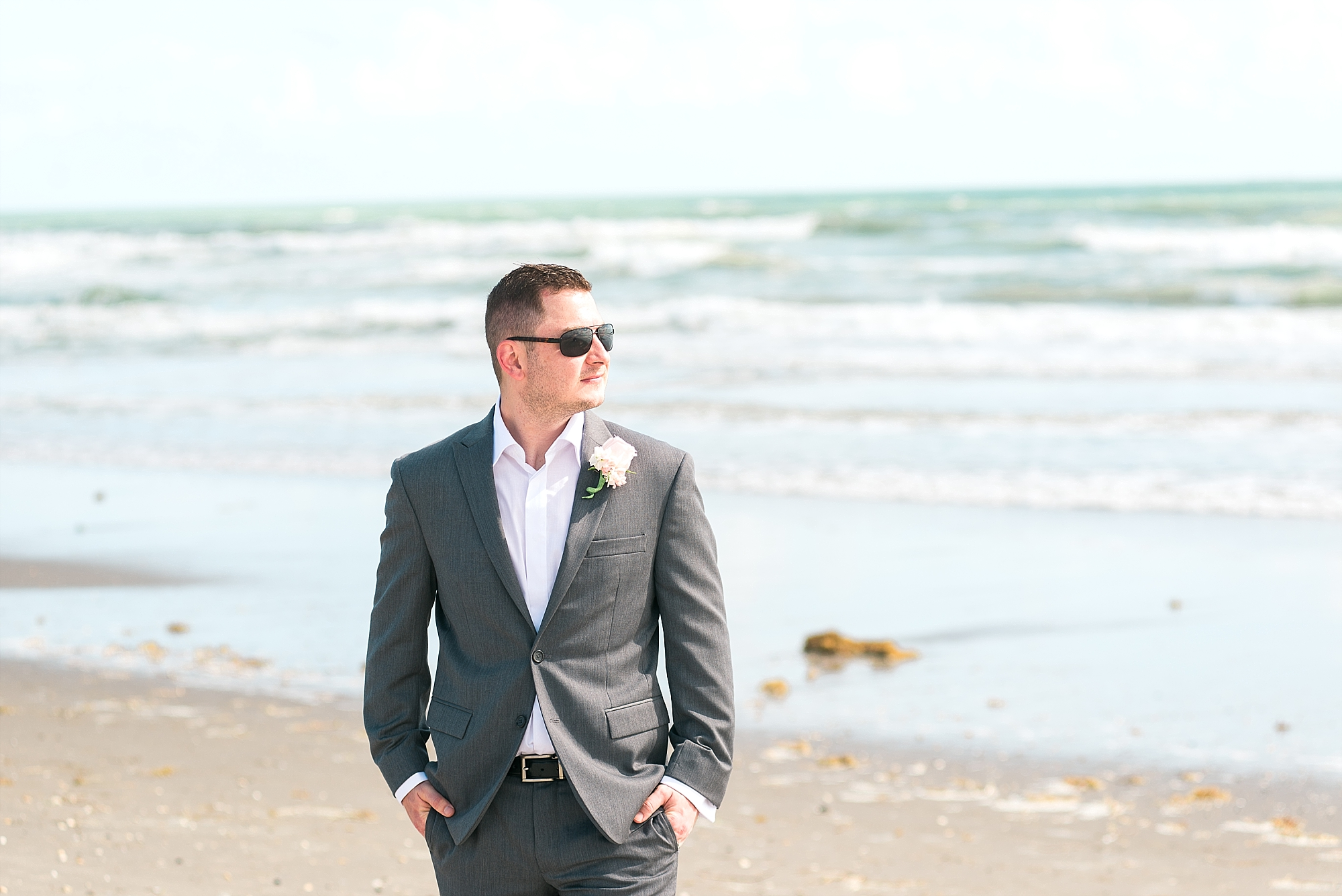 groom-on-beach