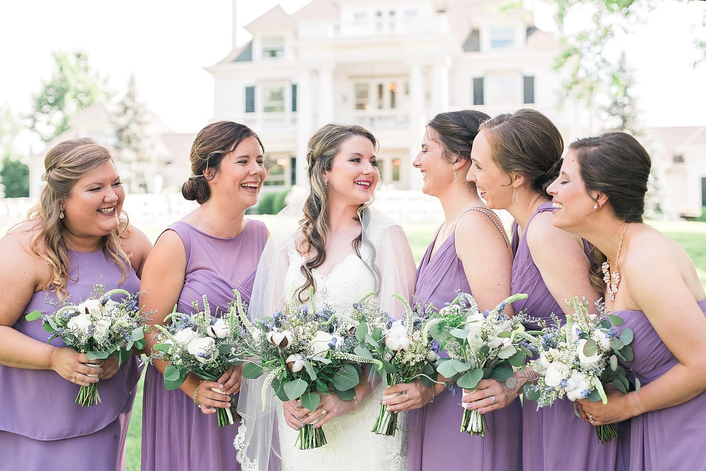 lavender-cotton-bouquets