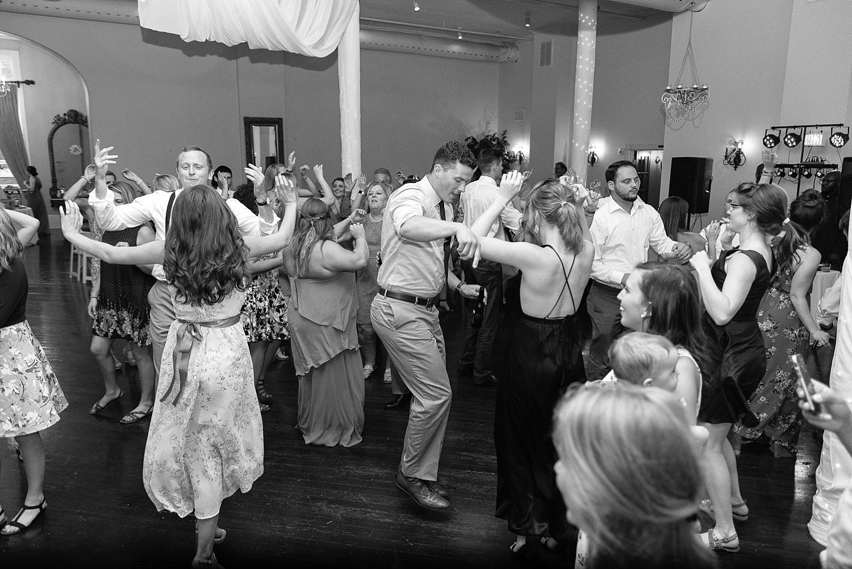 dancing-reception