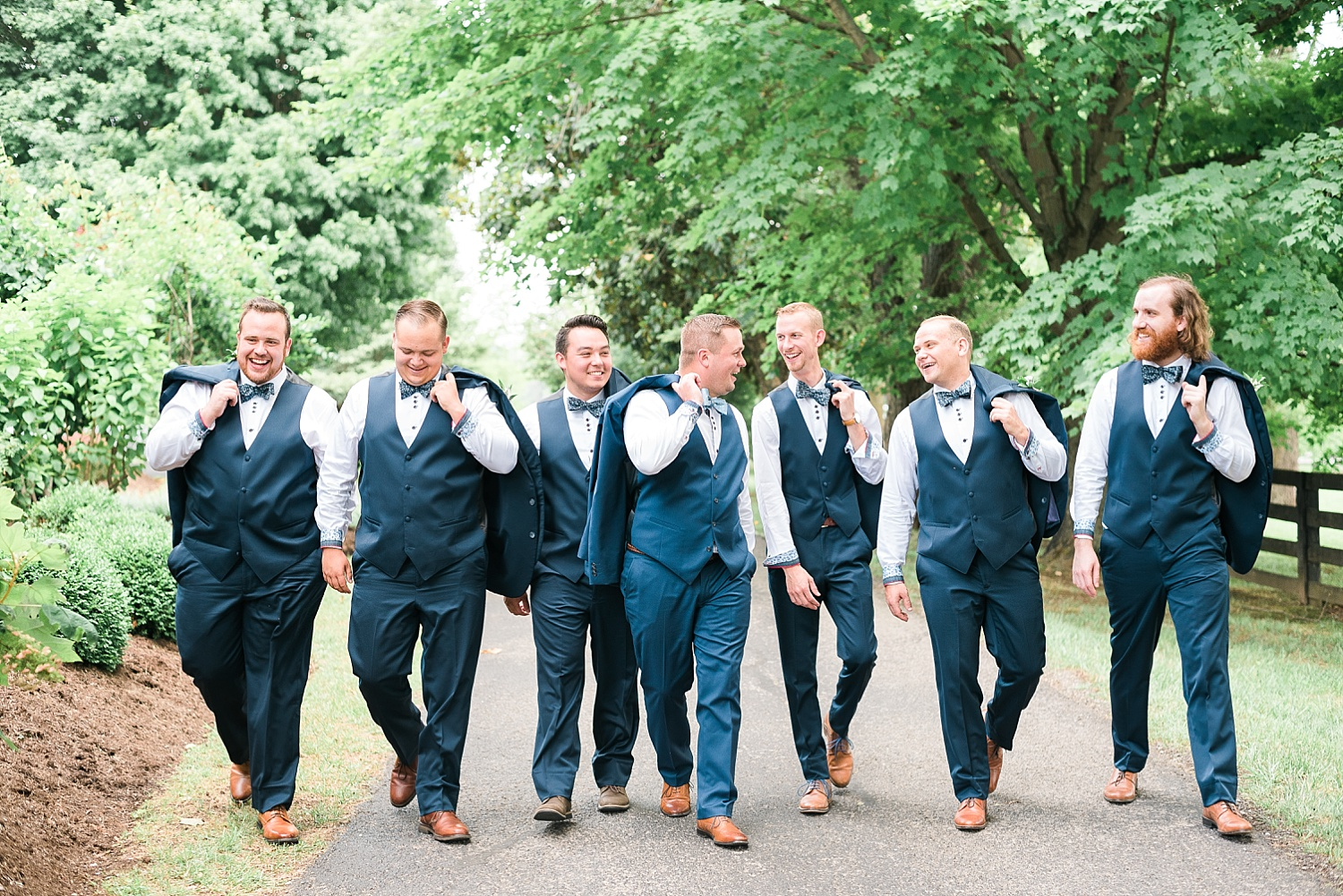 groomsmen-blue-suits