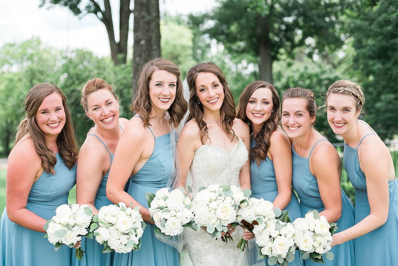 dusty-blue-bridesmaids-dresses