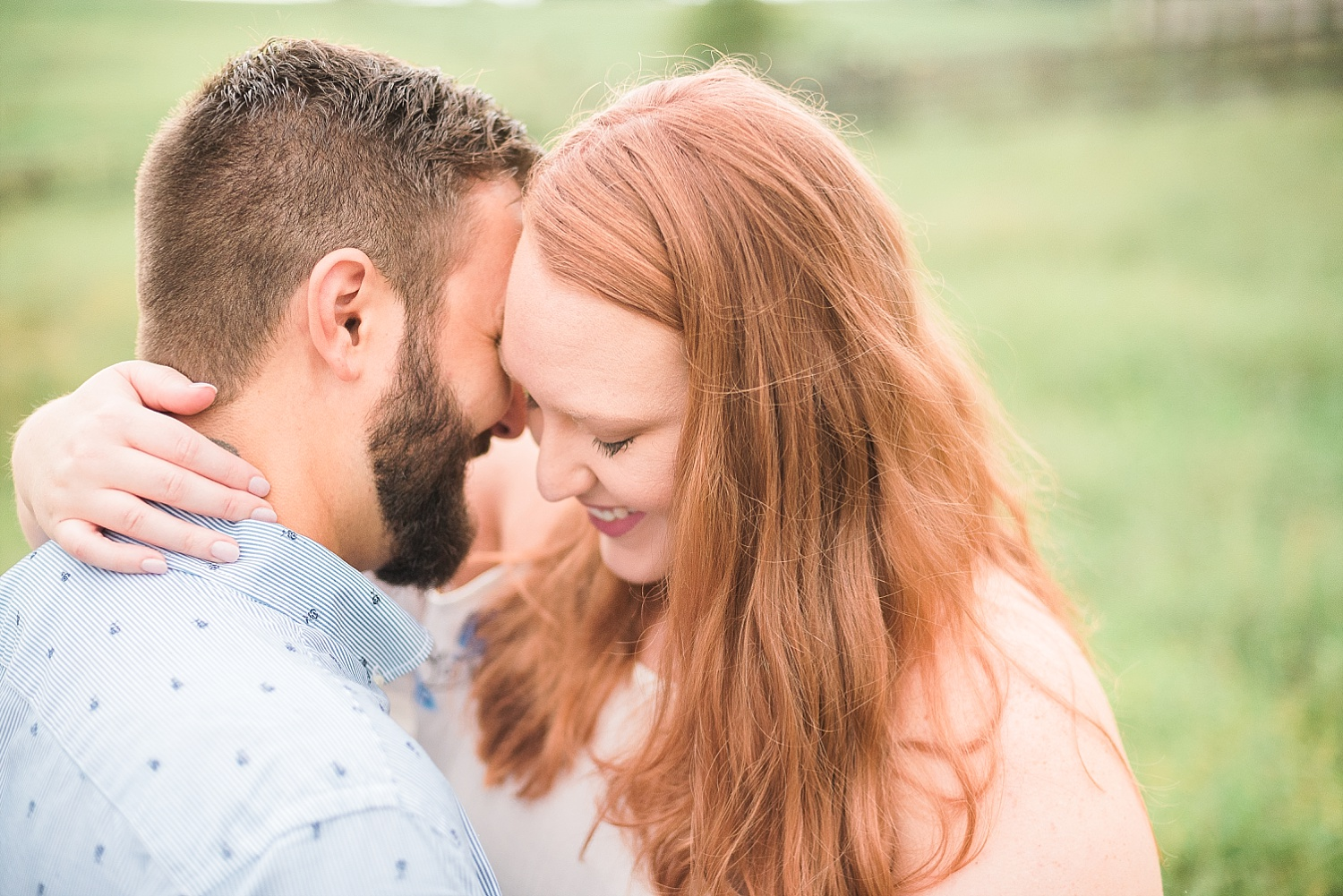 red-head-engagement-photos