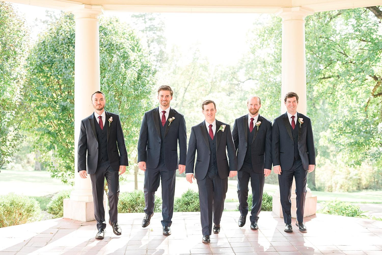 groomsmen-navy-marsala