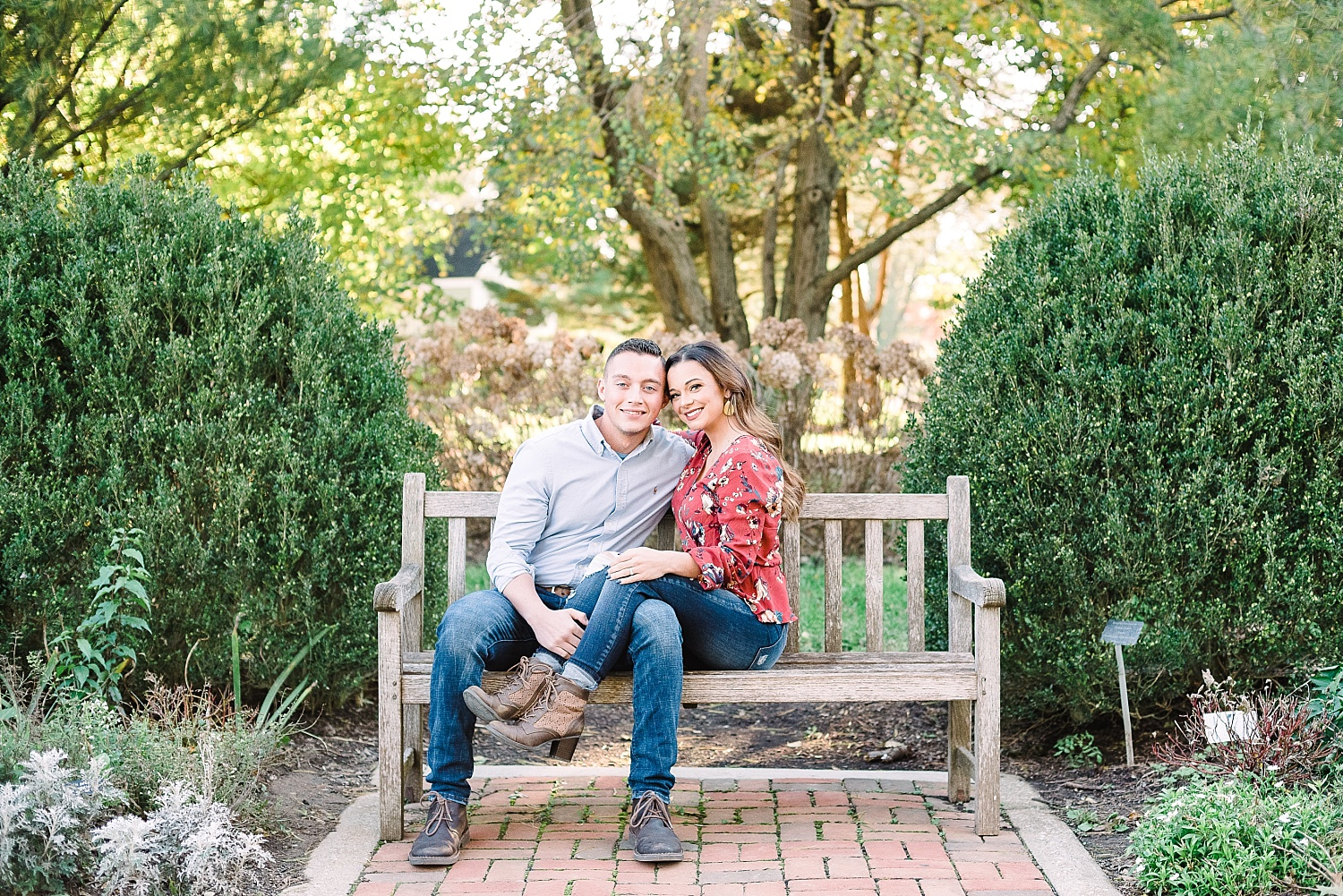 lexington-engagement-session
