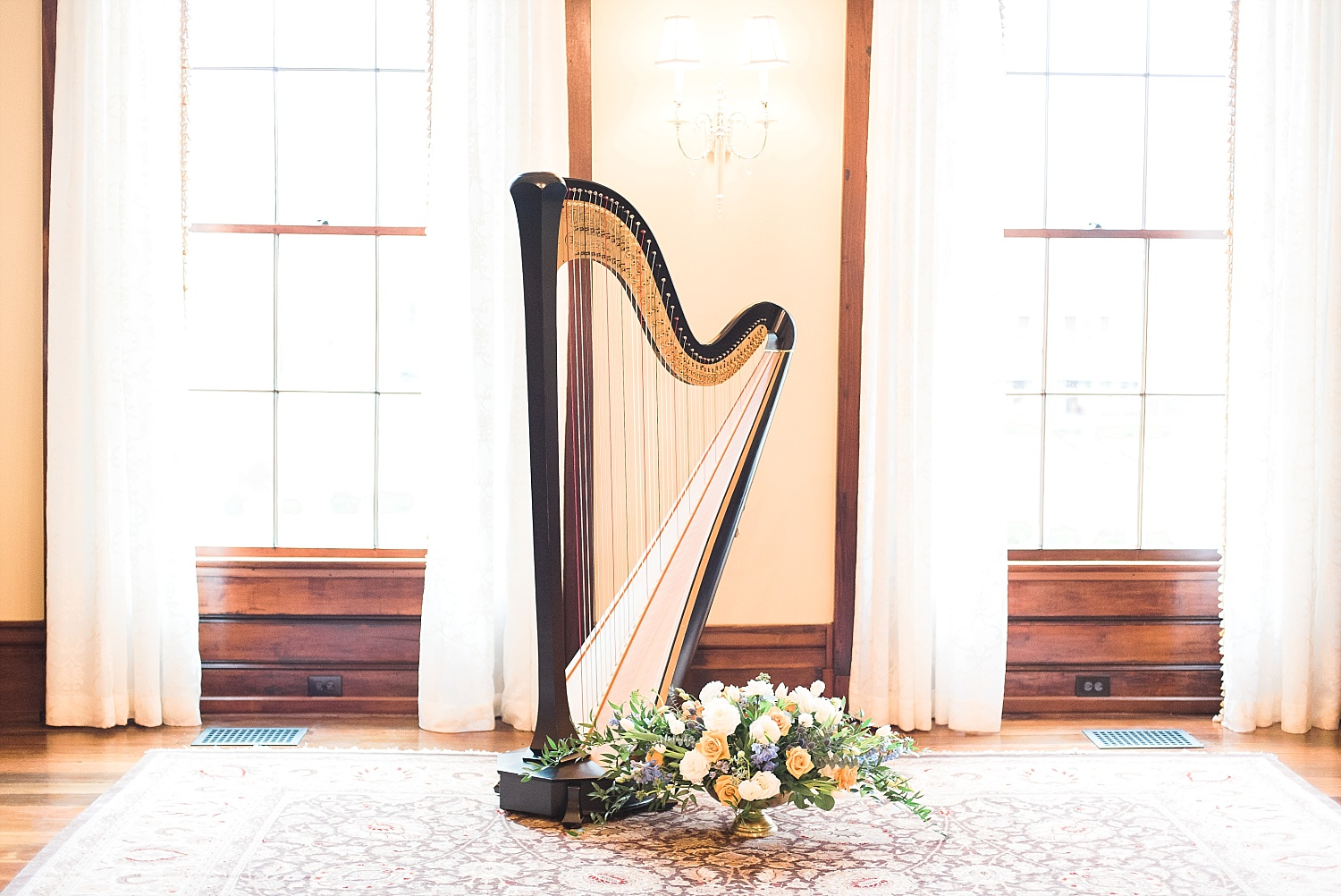harp-wedding-music