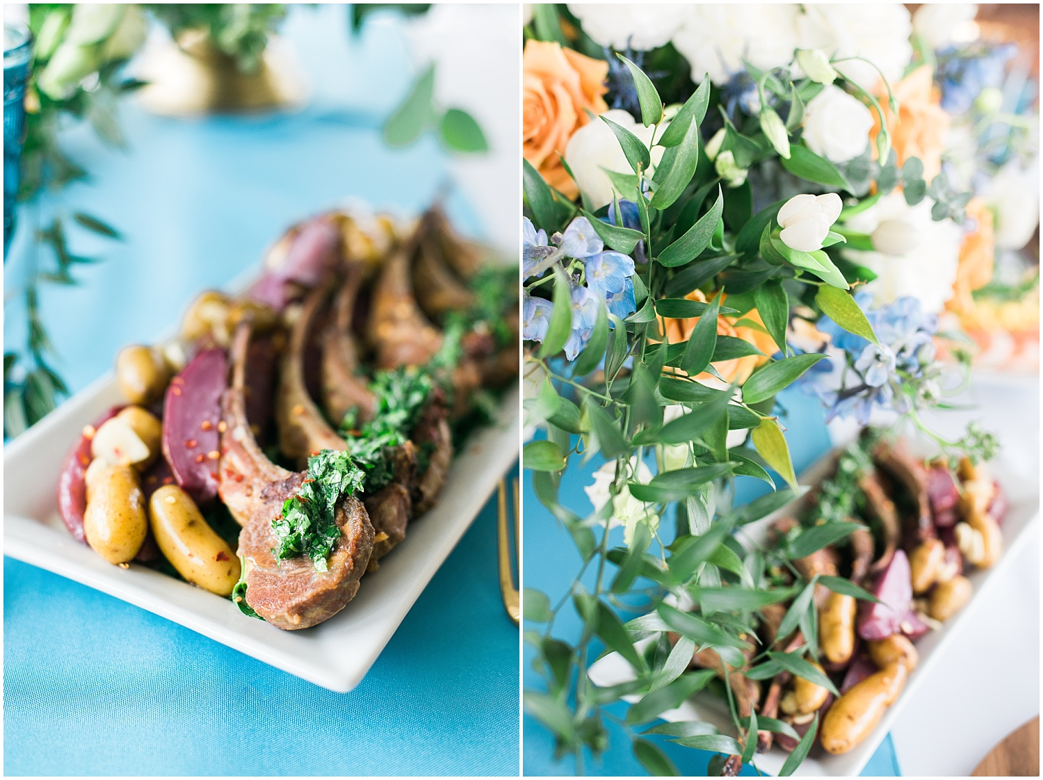 lamb-chops-wedding-reception