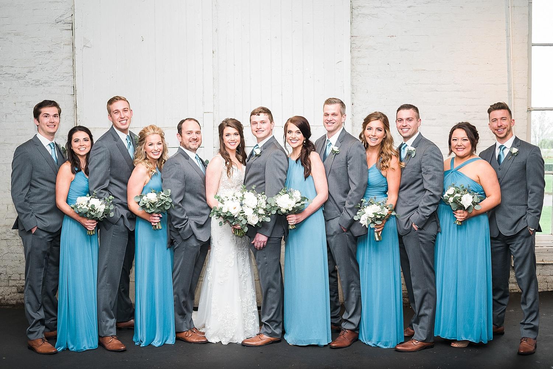 round-barn-wedding-party