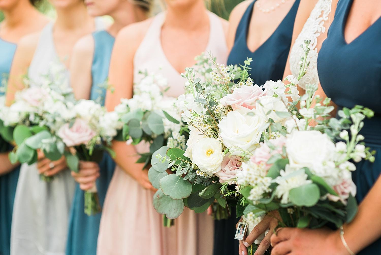pink-navy-silver-wedding