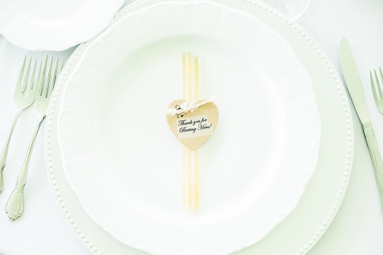 """What a """"sweet"""" wedding favor…Honey Sticks!"""
