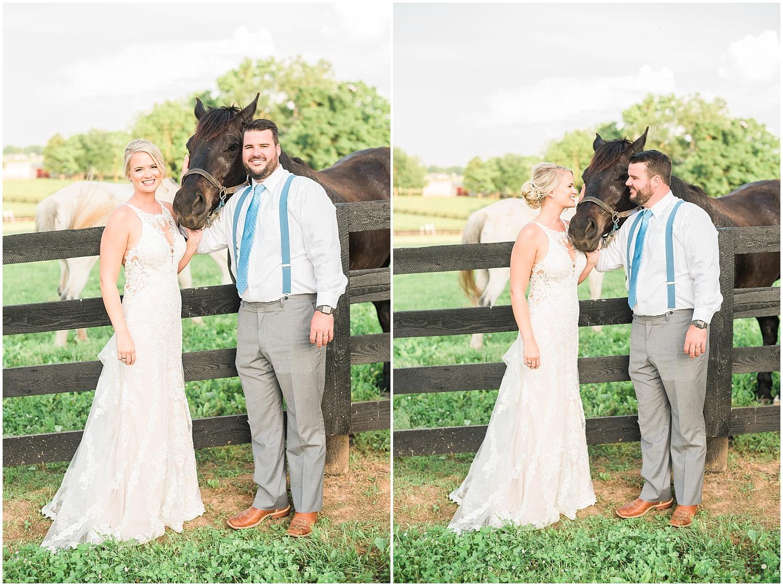 horse-bride-groom