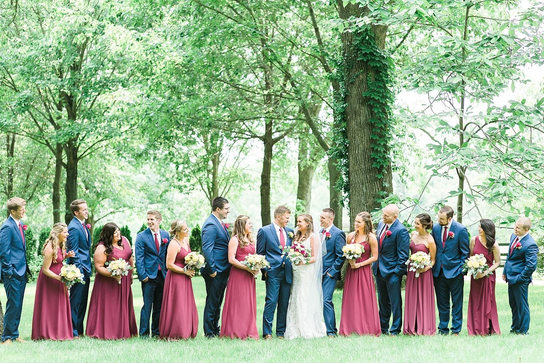 berry-navy-yellow-wedding
