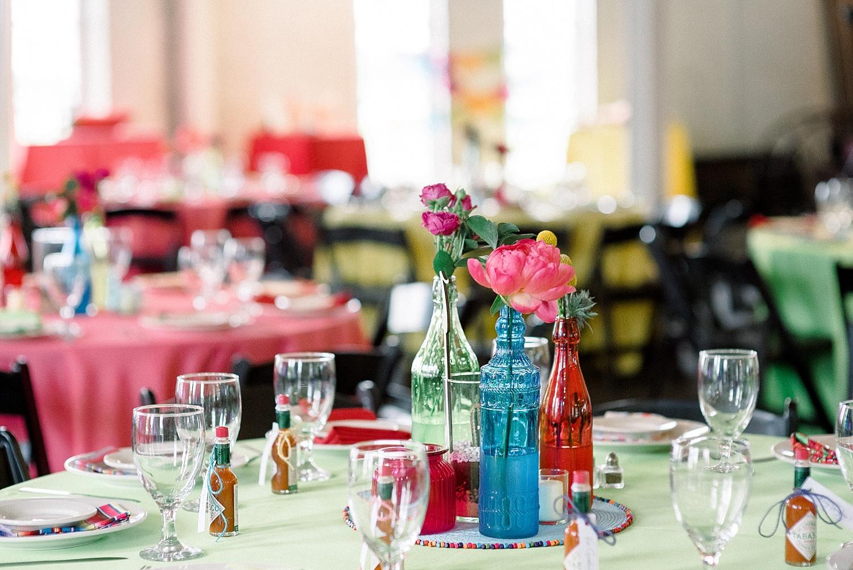 colorful-bottles-fiesta-wedding
