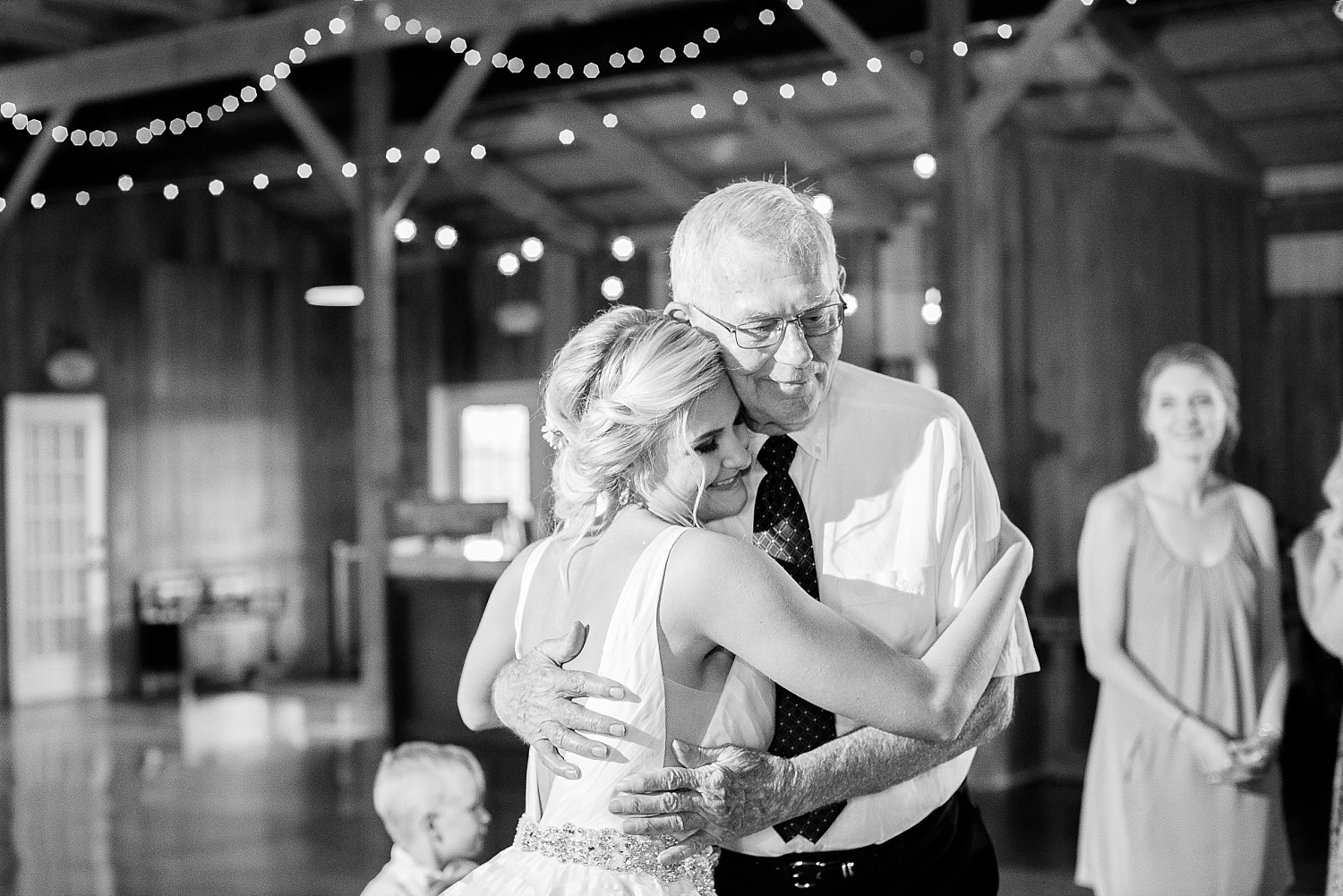 It was Bre's grandfather's birthday!  He got a special dance and a cupcake just for him.  Cue the tears!