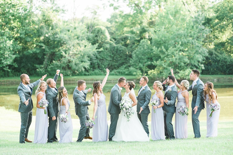 wedding-party-pond