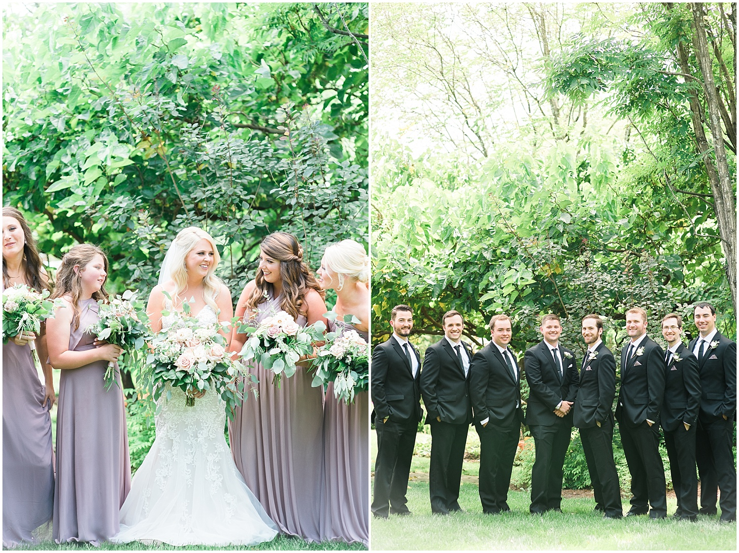 mauve-bridesmaids