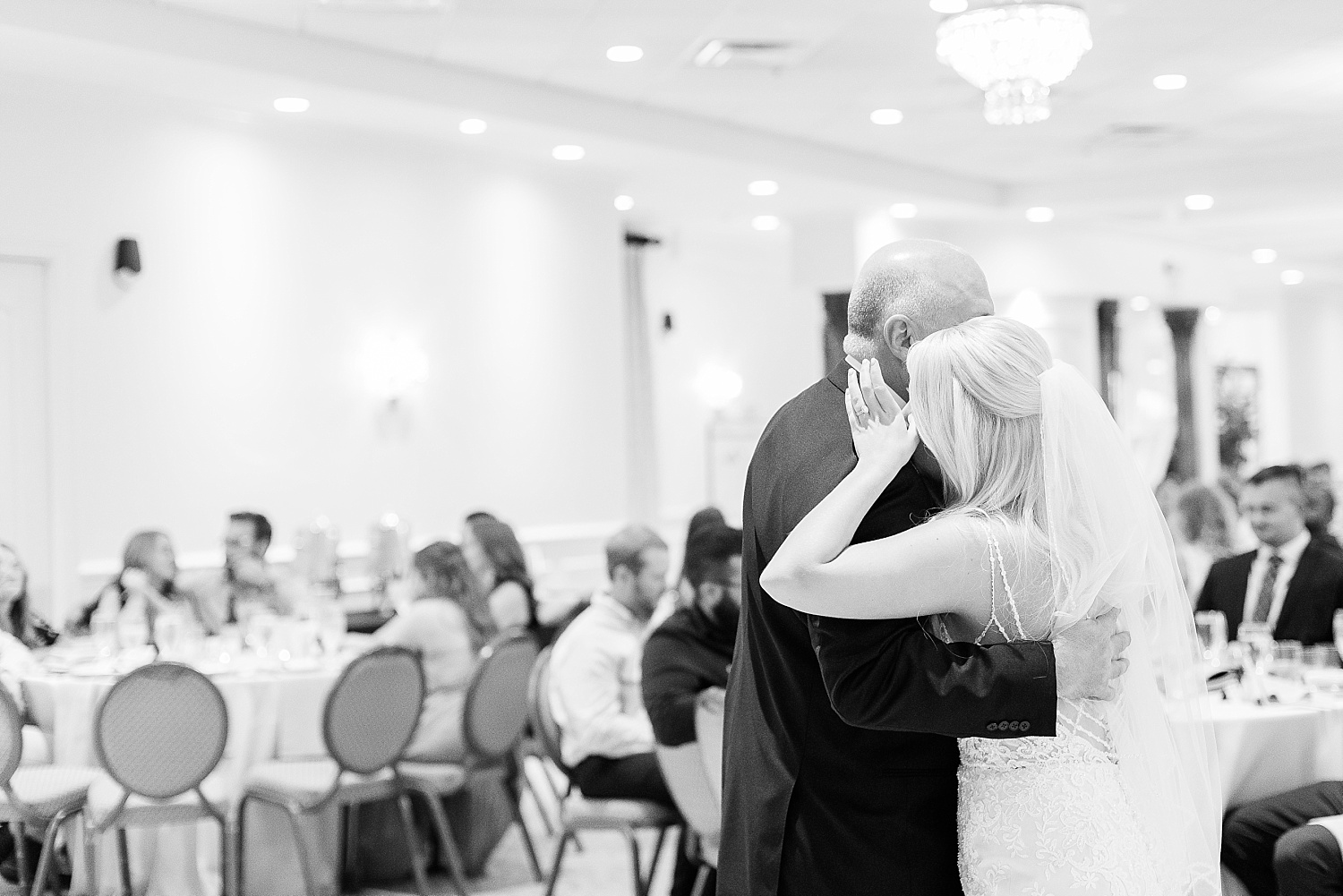 The father-daughter dance gets us every time!