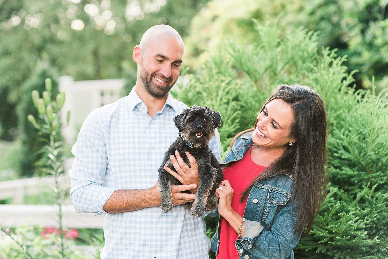 pets-in-engagement-sessions