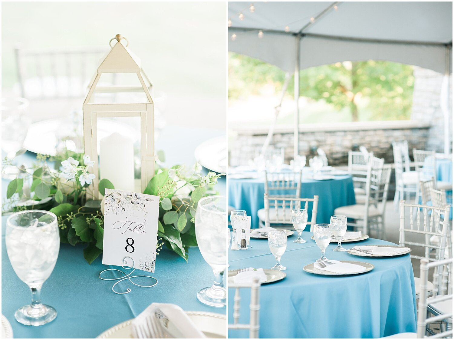 blue-reception-decor