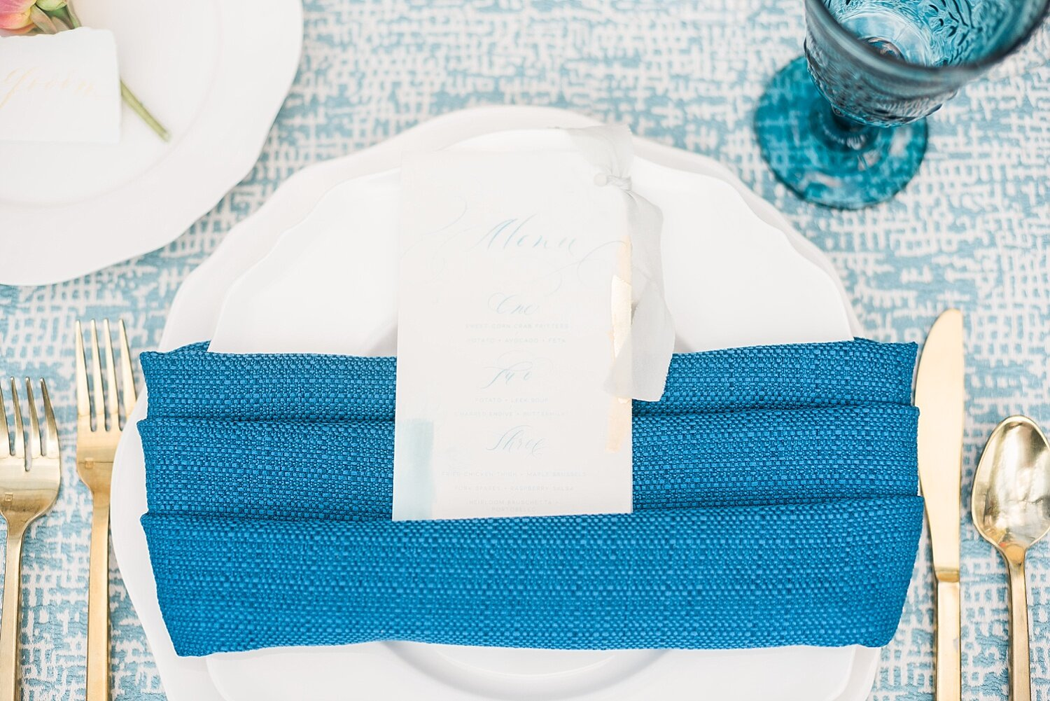 french-blue-napkins
