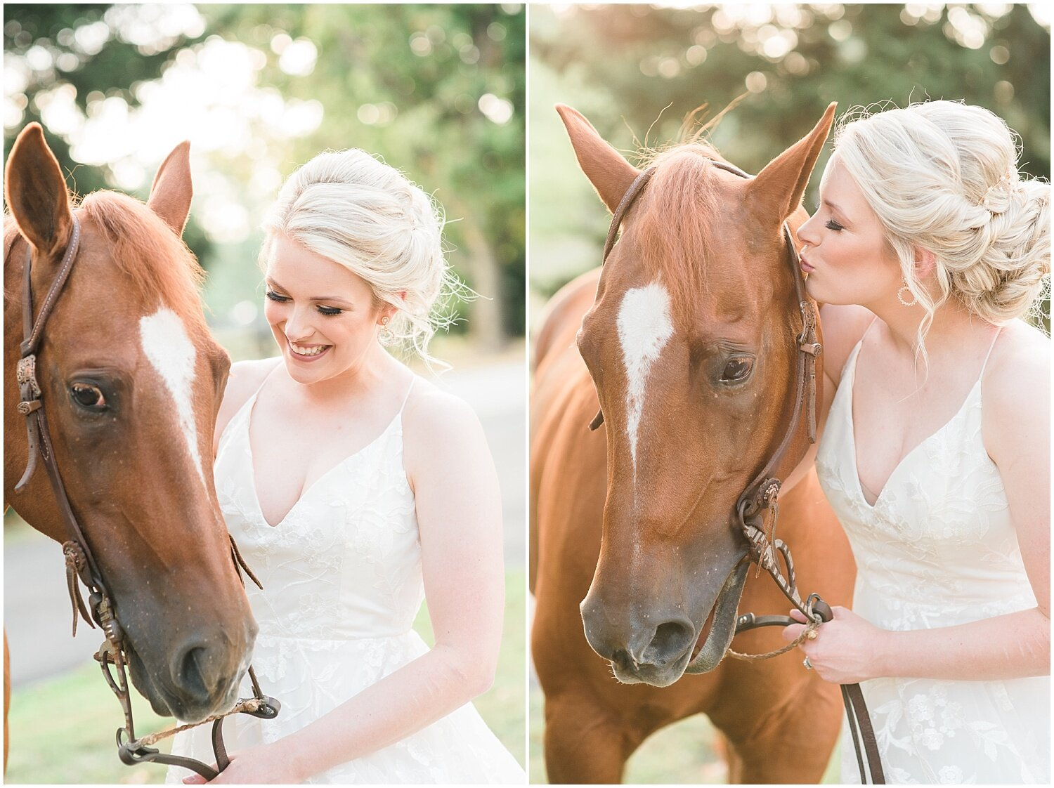 horse-and-bride