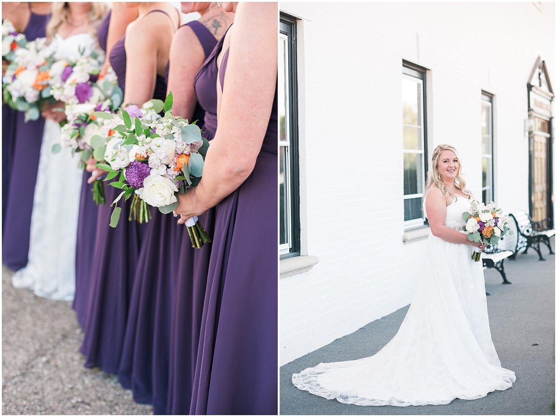 plum-orange-bridal-bouquets