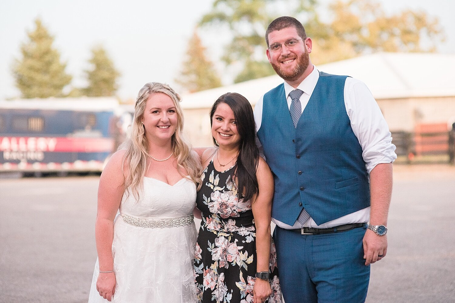 Ashley Flaga, Mosaic Weddings, was their wonderful planner and one of their best friends! She's wonderful to work with!