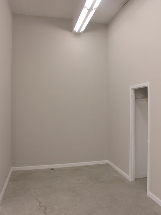 Aaron Aujla, Untitled (Nimbus) , 2013,drywall, metal, wood, joint compound, latex paint, dimensions variable