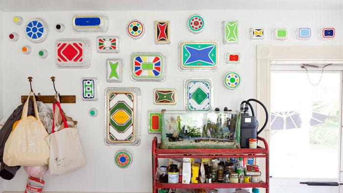 Installation view, Creature From the Blue Lagoo n, Martos Gallery,Bridgehampton, NY, 2012
